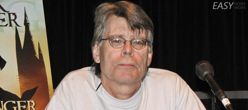 Stephen King Writing